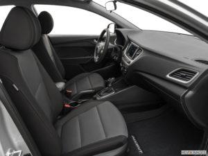 2020 Hyundai Accent passenger seat 13297 088 640x480