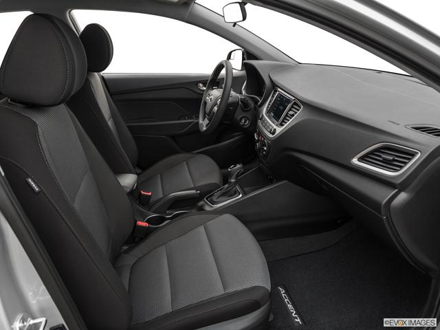 2020 Hyundai Accent passenger